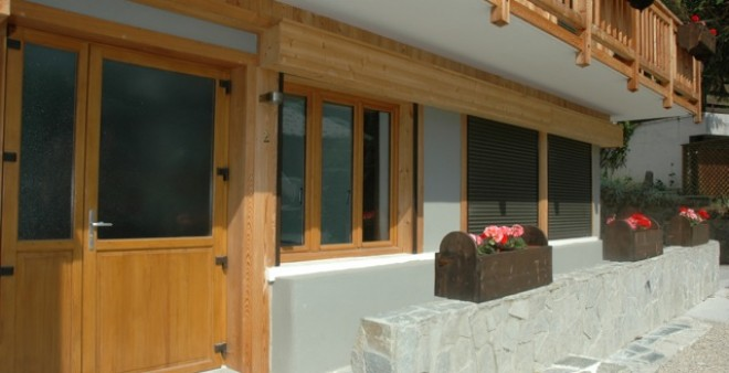 REF 160 - CONTEMPORARY 3 BED / 2 BATH DUPLEX IN CHAMONIX CENTRE - 485 000€