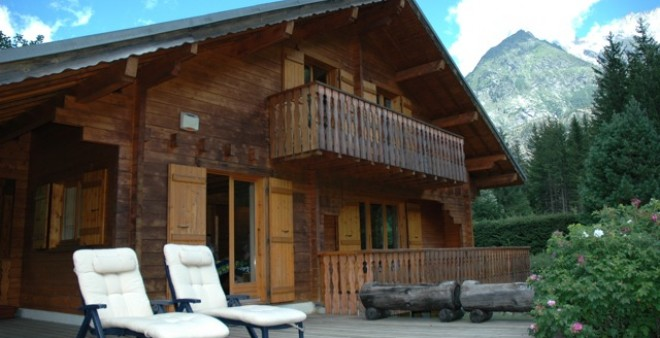 REF 8 CHalet Zest - Chamonix Plaine des Praz - 1 450 000 €
