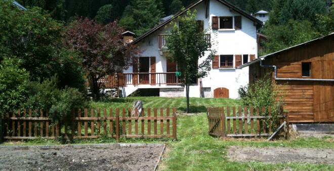 Maison de pays rénovée à vendre 672 000€ - Chamonix Mont-Blanc