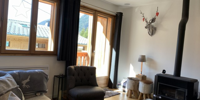 APPARTEMENT T4, CHAMONIX CENTRE