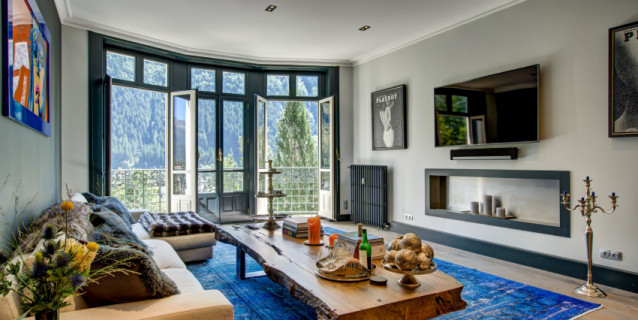 STUNNING 140 M2 APARTMENT IN THE MAJESTIC RESIDENCE CHAMONIX