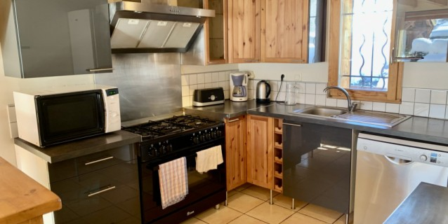 UNDER OFFER / CHALET MELEZES, CHAMONIX LES BOIS