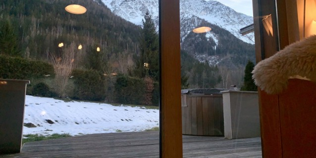 RECENTLY BUILT SEMI-DETACHED CHALET LES HOUCHES