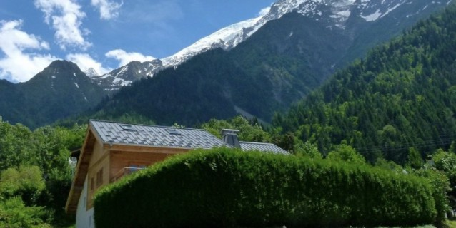 FULLY RENOVATED 4 BEDROOM CHALET LES HOUCHES