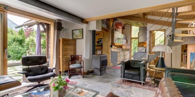 4 BEDROOM CHALET, CHAMONIX LES BOIS