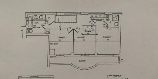 4 BEDROOM DUPLEX APARTMENT CHAMONIX CENTRE