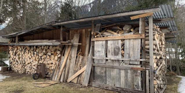 Chalet to refurbish, Chamonix Les Bois