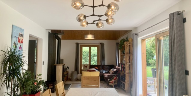 REFURBISHED 3 BED/ 2 BATH CHALET, LES HOUCHES