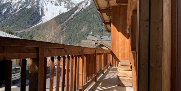 3 BED / 2 BATH APARTMENT IN CHAMONIX CENTRE