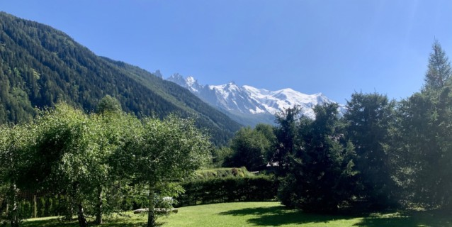 1015 m2 BUILDABLE PLOT OF LAND WITH VIEW MONT-BLANC, CHAMONIX